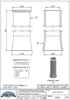 KYM22 (900mm High) Dimensions