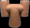 KYP H Chimney Pot Terracotta