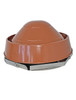 MAD Senior MK 2 Anti Downdraught Cowl - Terracotta