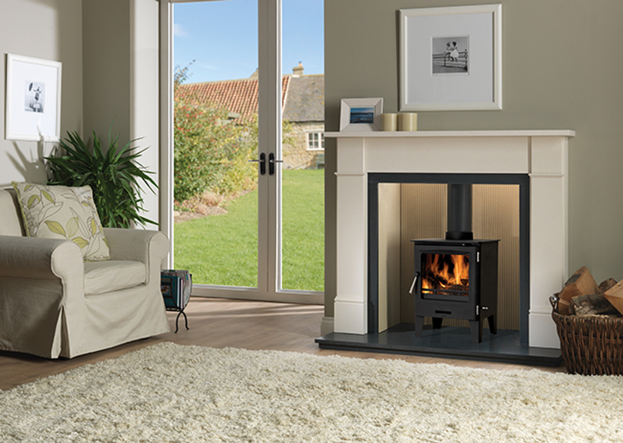 Horizon 5kW DEFRA Approved Stove