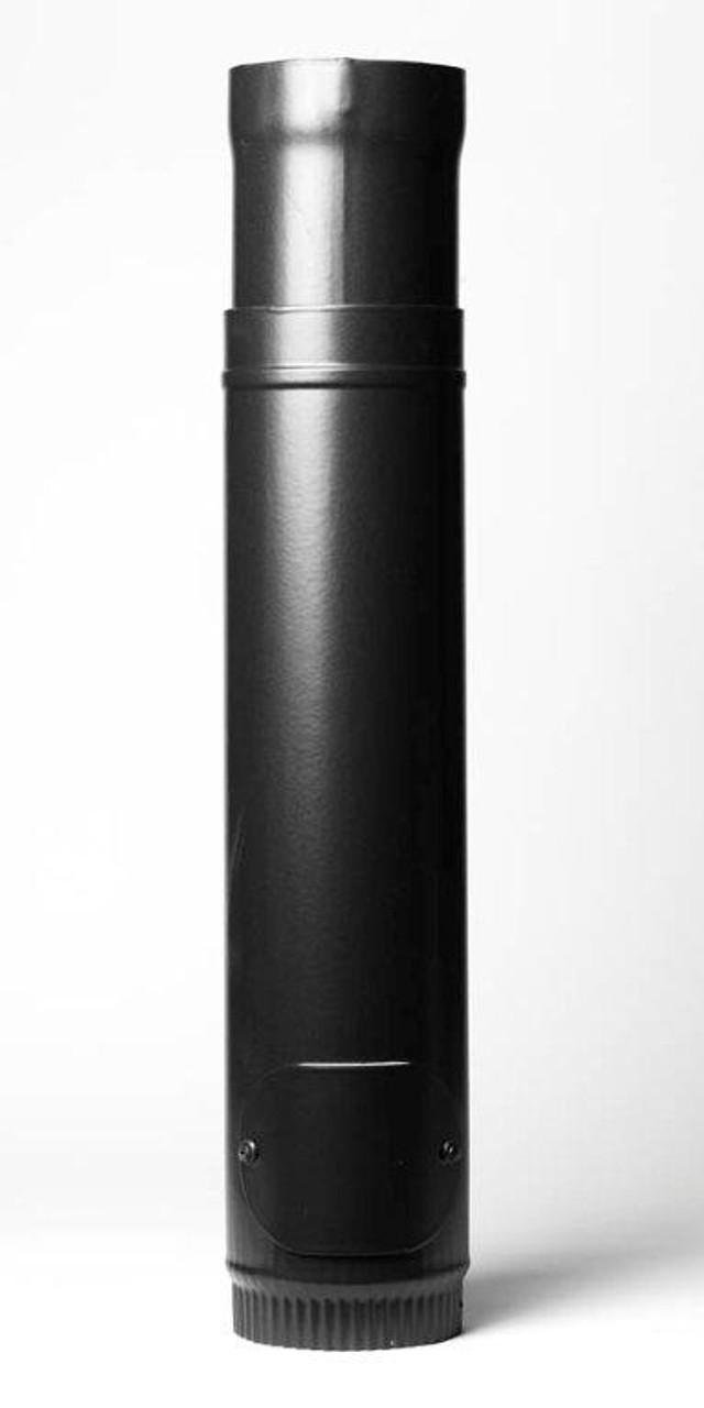 Adjustable Pipe With Door 600mm-1020mm