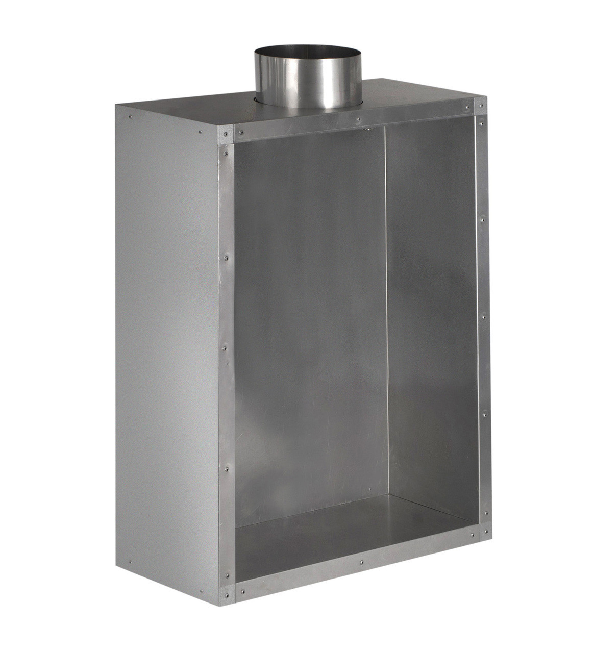 Standard Flue Box 125mm