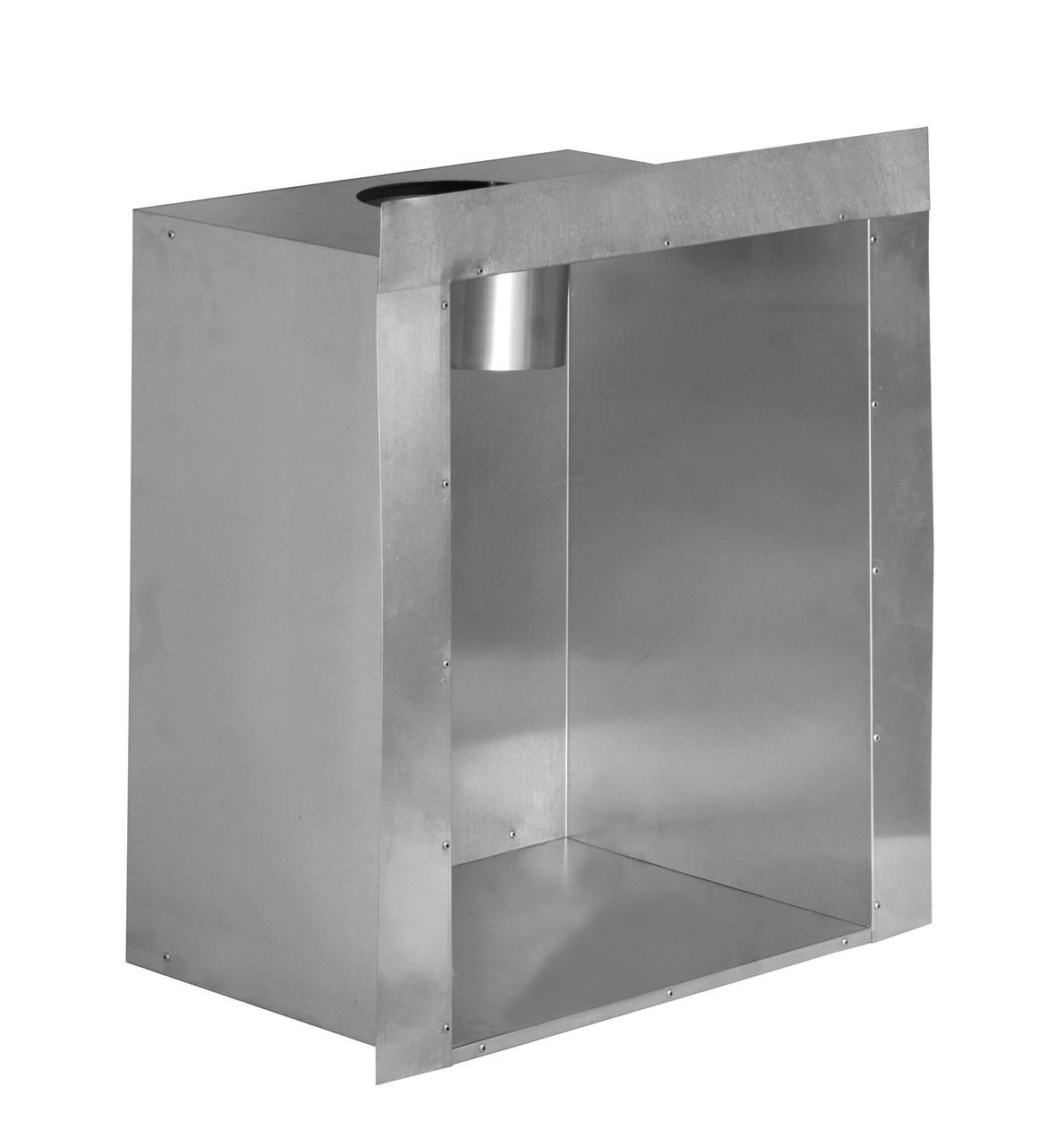 Twin Wall Flue Box