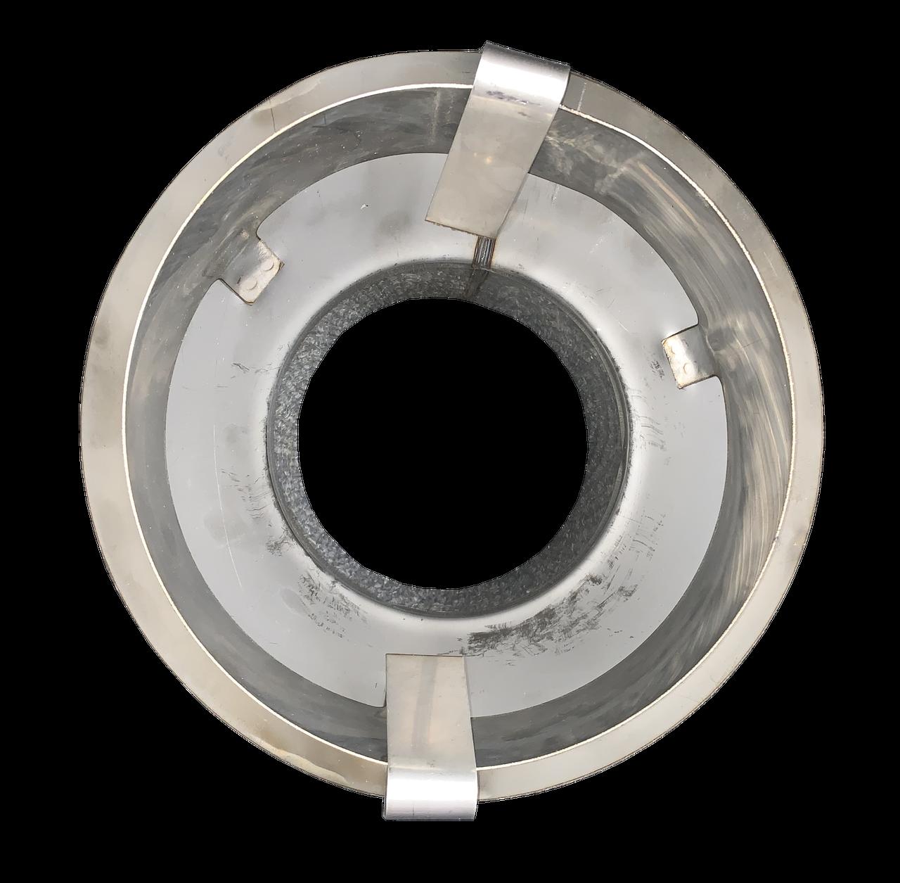 Clay Pipe Adaptor Plan