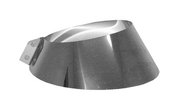 Stainless Angled Storm Collar