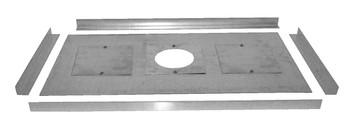 Closure Plate 1000mm x 400mm