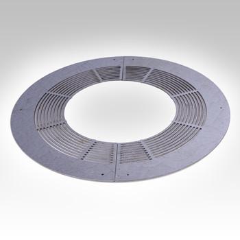 Round Ventilated Firestop Plate