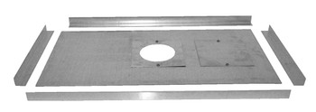 Closure Plate 800mm x 600mm