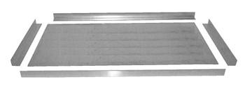Blank Closure Plate 1240mm x 600mm