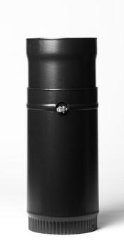 Adjustable Stove Pipe No Door 900mm-1600mm
