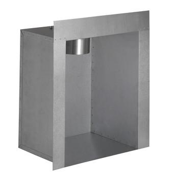 VRV Single Skin Flue Box