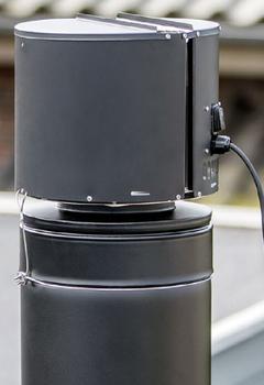 exodraft chimney fan