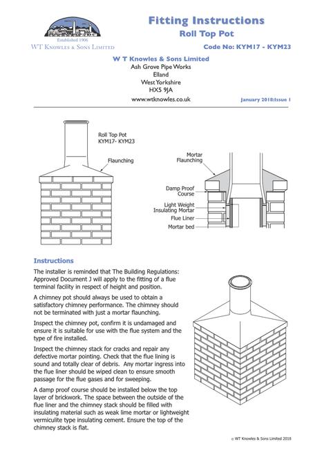 KYM Installation Instruction 1/2