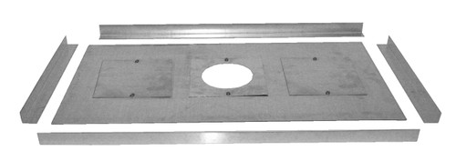 Closure Plate 1000mm x 400mm