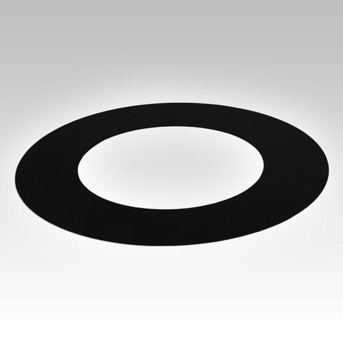Bungalow Round Firestop Plate - 1 Piece