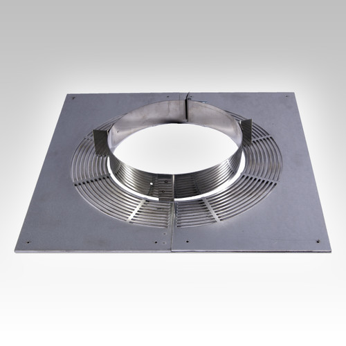 Ventilated Support Plate