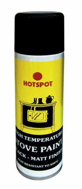 Hotspot Paint Matt Black