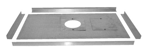 Closure Plate 800mm x 600mm