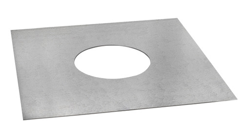 Bungalow Square Firestop Plate