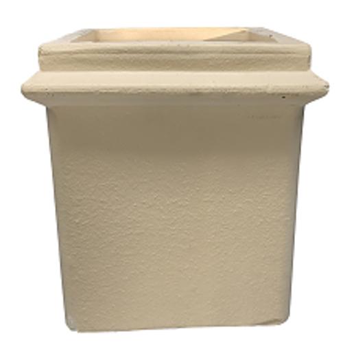 KYN Square Beaded Chimney Pot