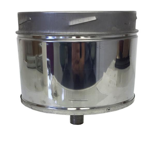 Insulated Tee Plug with Drain