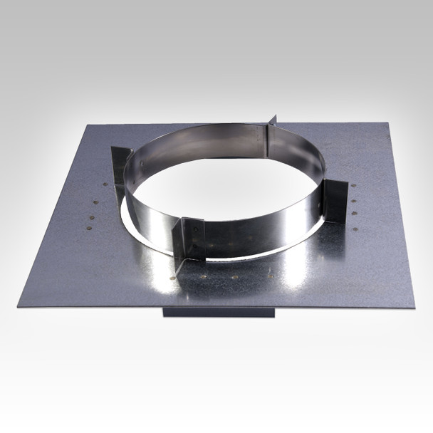non combustable floor support plate