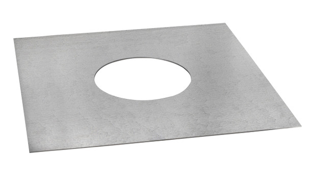 Bungalow Square Firestop Plate