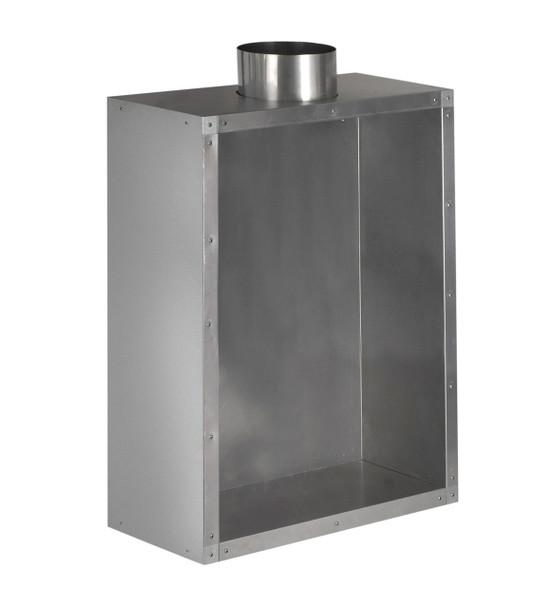 Standard Flue Box 125mm for gas flue liner