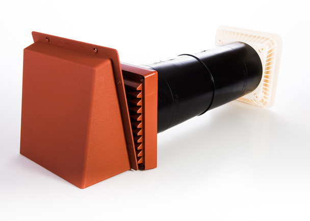 Rytons Cowled LookRyt AirCore Terracotta