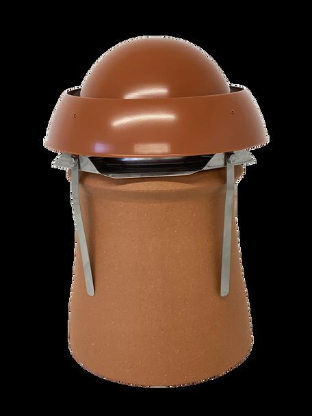 Mini Eurocowl Terracotta  for Pots Side