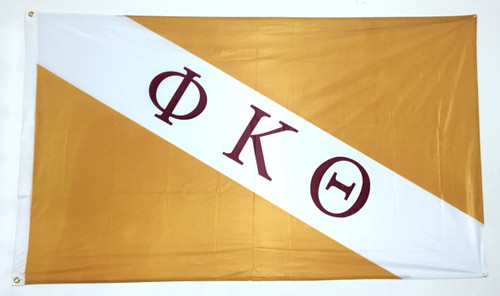 Phi Kappa Theta 3' X 5' Flag - Officially Approved