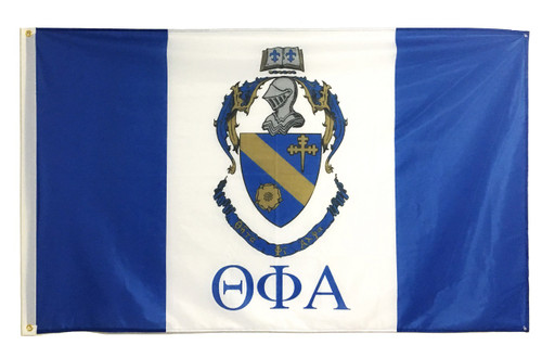 Theta Phi Alpha 3' X 5' Flag - Officially Approved