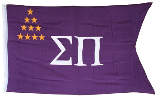 Sigma Pi 3' X 5' Flag - Officially Approved