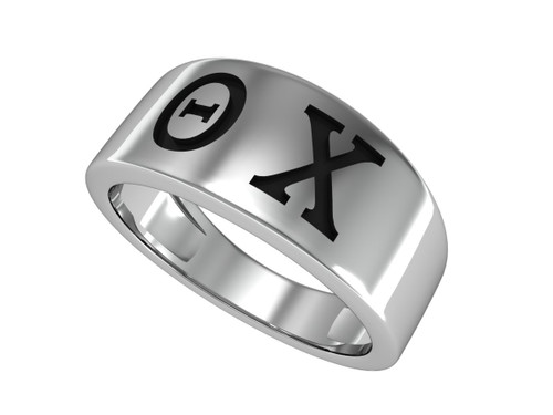 Theta Chi Brotherhood Ring (R001)