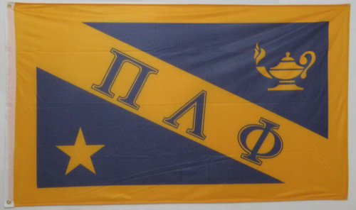 Pi Lambda Phi 3' X 5' Flag - Officially Approved