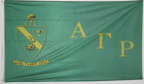 Alpha Gamma Rho 3' X 5' Flag - Officially Approved
