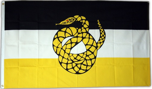 Sigma Nu 3' X 5' Flag - Officially Approved