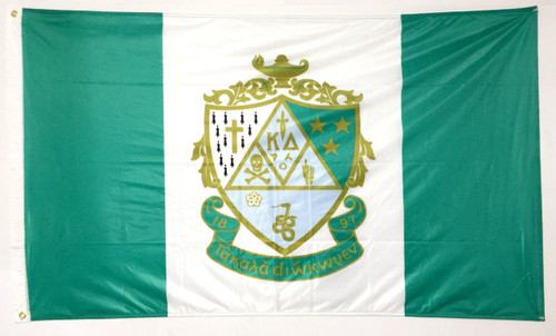 Kappa Delta 3' X 5' Flag - Officially Approved