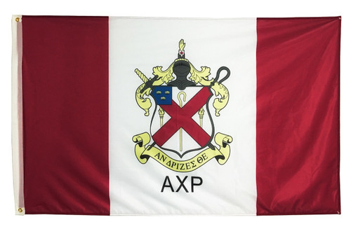 Alpha Chi Rho 3' X 5' Flag - Officially Approved