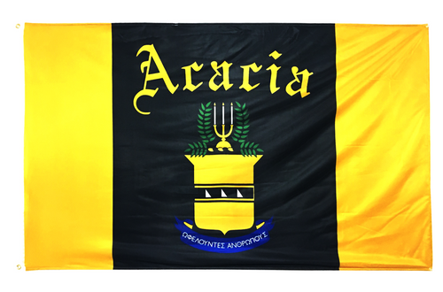 ACACIA Fraternity 3' X 5' Flag - Officially Approved
