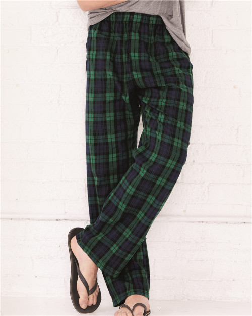Boxercraft Flannel Pants with Pockets F24