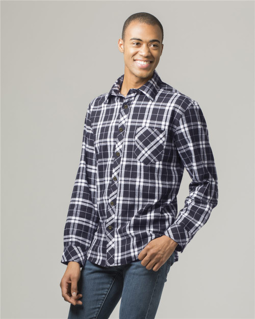 Boxercraft Flannel Shirt F51
