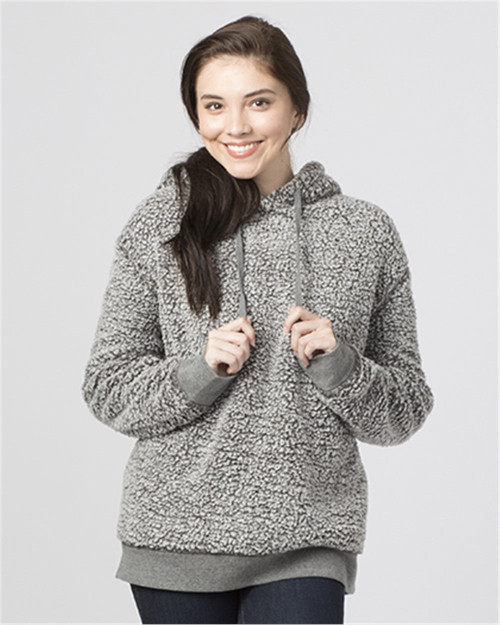 Boxercraft Sherpa Hooded Pullover Q15