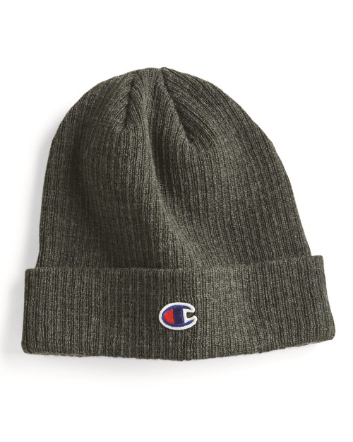 Champion Ribbed Knit Cap CS4003