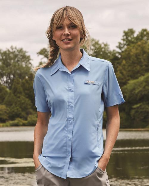 Columbia Women's PFG Tamiami II Short Sleeve Shirt 127571