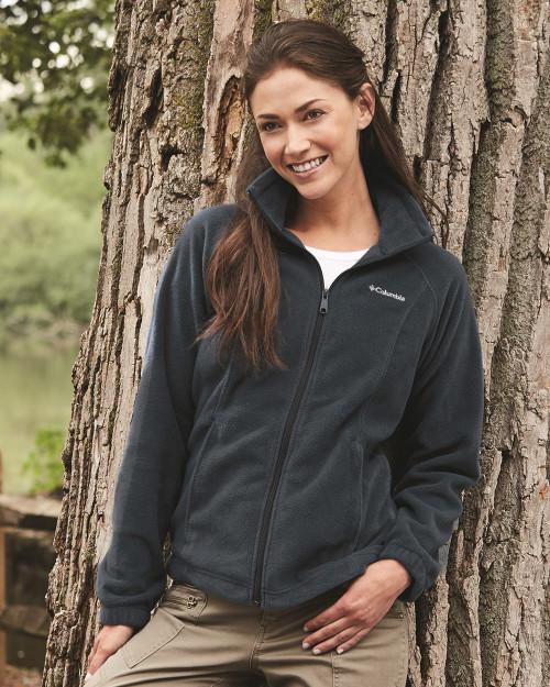 Columbia Women's Benton Springs Fleece Full-Zip Jacket 137211