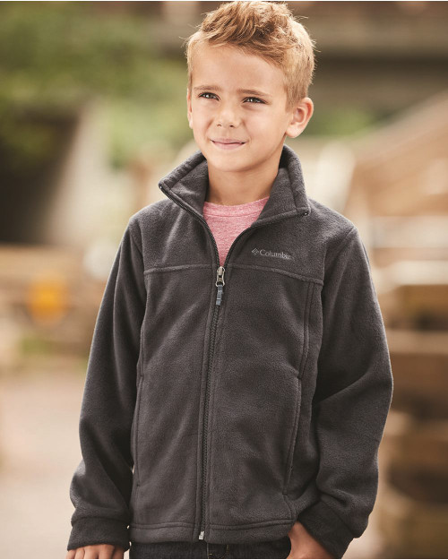 Columbia Youth Steens Mountain II Fleece Full-Zip Jacket 151045