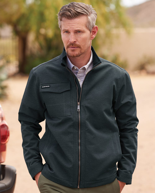 DRI DUCK Ace Woven Stretch Soft Shell Jacket 5327