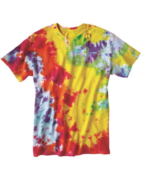 Dyenomite Novelty Tie Dye T-Shirt 200NV