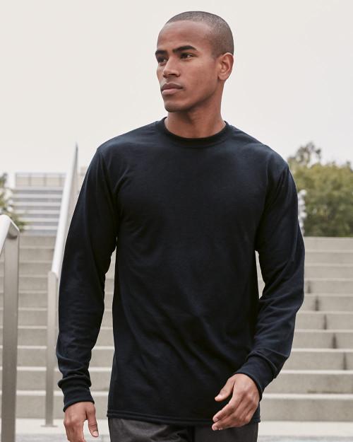 JERZEES Dri-Power Performance Long Sleeve T-Shirt 21MLR